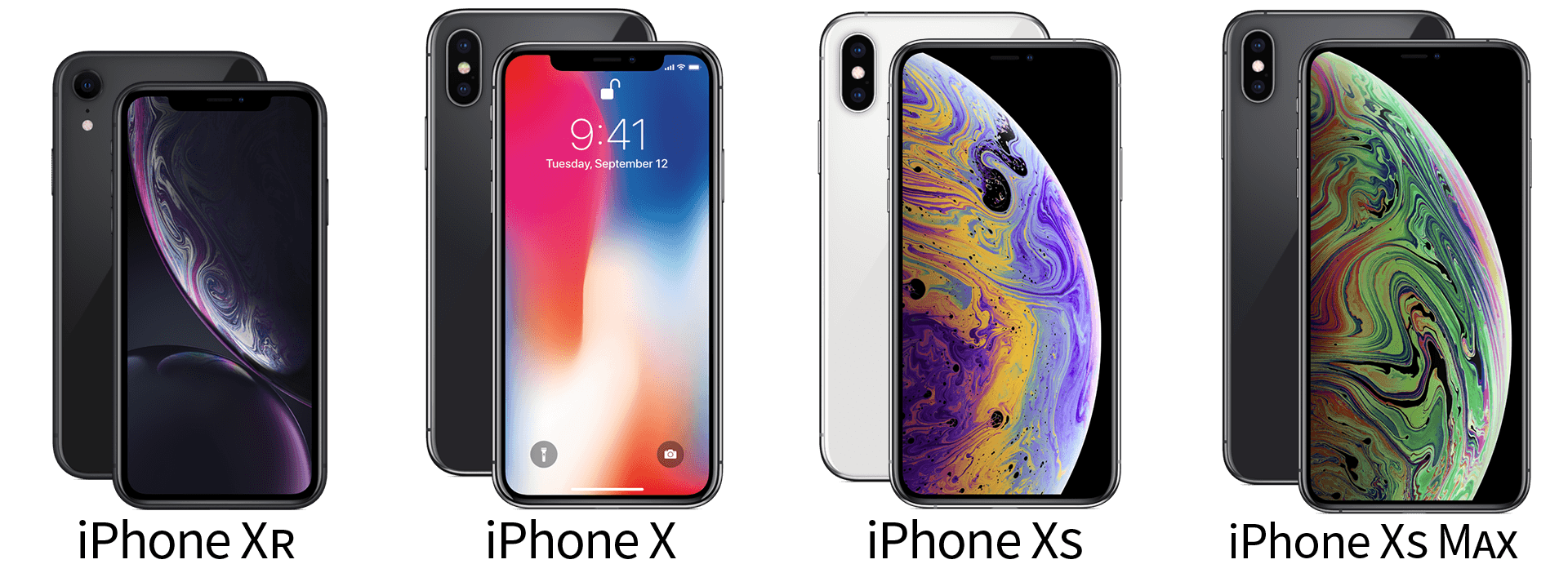 Eligible models include iPhone X, iPhone XS, iPhone XS Max and iPhone XR
