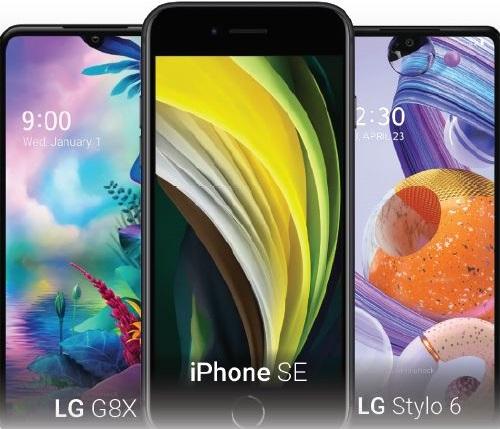 Free Phones from Viaero Wireless