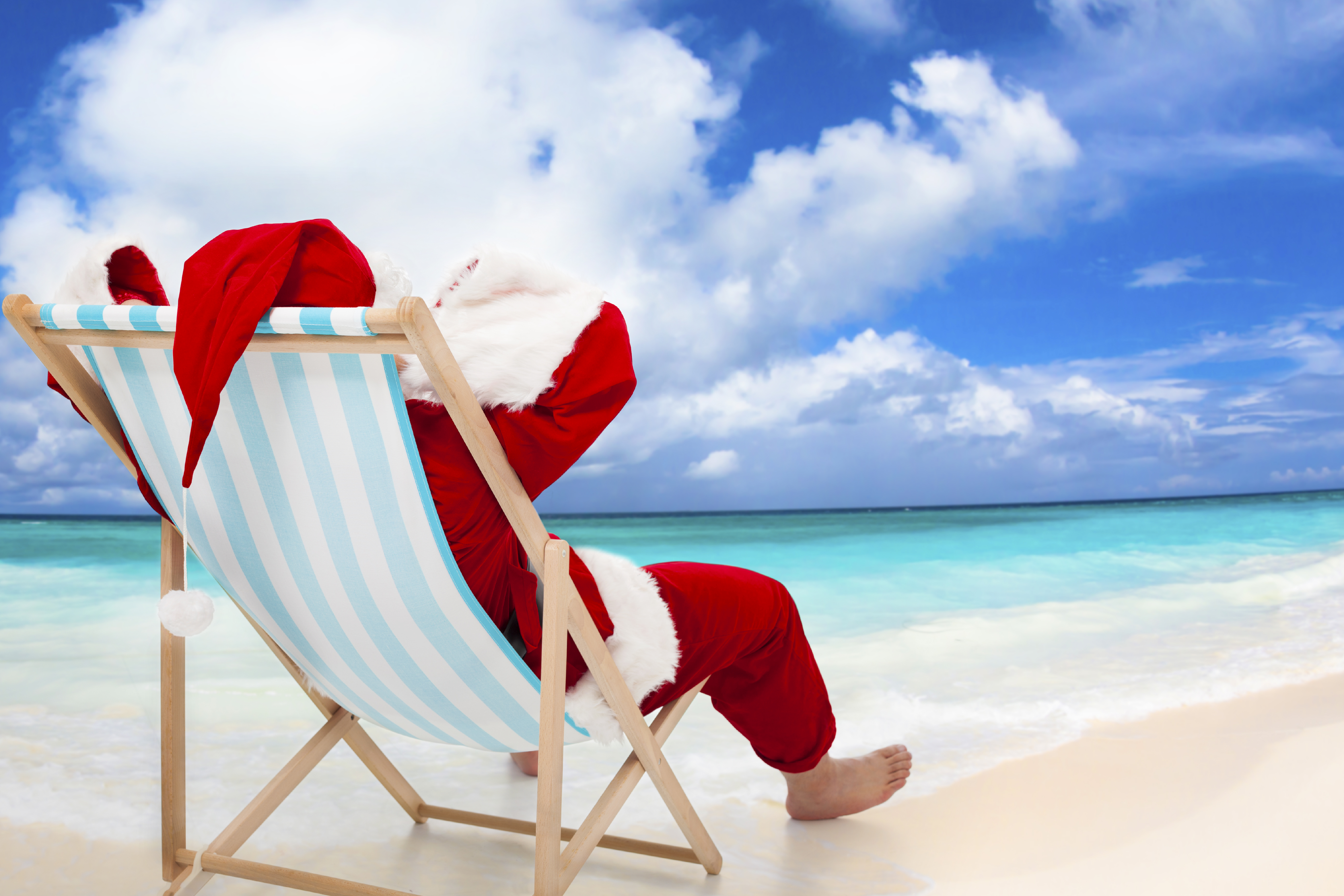 Christmas in July at Viaero Wireless