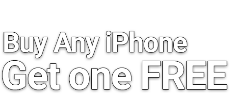 $750 OFF iPhone XR when you purchase a select iPhone from Viaero