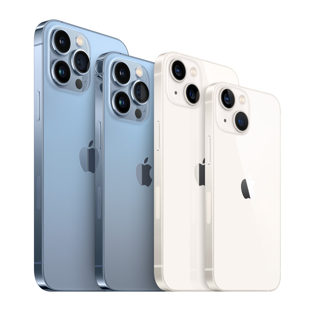 iPhone 13 Family